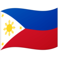 Flag: Philippines on Google Android 12.0