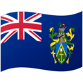 Flag: Pitcairn Islands on Google Android 12.0