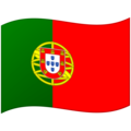 Flag: Portugal on Google Android 12.0