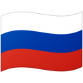 Flag: Russia on Google Android 12.0