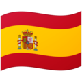 Flag: Spain on Google Android 12.0