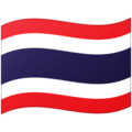 Flag: Thailand on Google Android 12.0