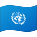 Flag: United Nations on Google Android 12.0