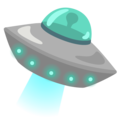 Flying Saucer on Google Android 12.0