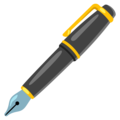 Fountain Pen on Google Android 12.0