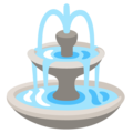 Fountain on Google Android 12.0