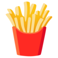French Fries on Google Android 12.0