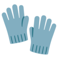 Gloves on Google Android 12.0