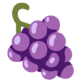 Grapes on Google Android 12.0