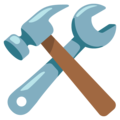 Hammer and Wrench on Google Android 12.0