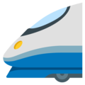 High-Speed Train on Google Android 12.0