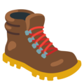 Hiking Boot on Google Android 12.0