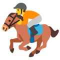 Horse Racing on Google Android 12.0