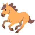 Horse on Google Android 12.0
