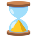 Hourglass Done on Google Android 12.0