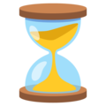 Hourglass Not Done on Google Android 12.0