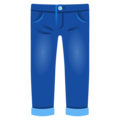 Jeans on Google Android 12.0