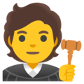 Judge on Google Android 12.0