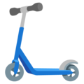Kick Scooter on Google Android 12.0