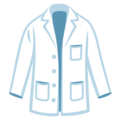 Lab Coat on Google Android 12.0