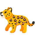 Leopard on Google Android 12.0