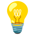 Light Bulb on Google Android 12.0