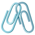 Linked Paperclips on Google Android 12.0