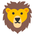 Lion on Google Android 12.0