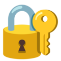 Locked with Key on Google Android 12.0