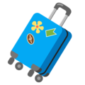 Luggage on Google Android 12.0