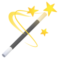 Magic Wand on Google Android 12.0