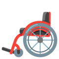 Manual Wheelchair on Google Android 12.0
