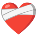 Mending Heart on Google Android 12.0