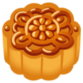 Moon Cake on Google Android 12.0