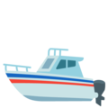 Motor Boat on Google Android 12.0