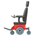 Motorized Wheelchair on Google Android 12.0