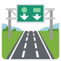 Motorway on Google Android 12.0