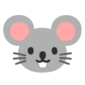 Mouse Face on Google Android 12.0