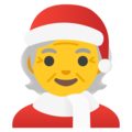 Mx Claus on Google Android 12.0