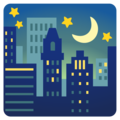 Night with Stars on Google Android 12.0