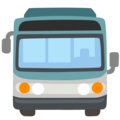 Oncoming Bus on Google Android 12.0