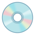 Optical Disk on Google Android 12.0