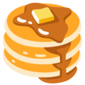 Pancakes on Google Android 12.0