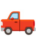 Pickup Truck on Google Android 12.0