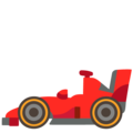 Racing Car on Google Android 12.0