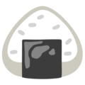 Rice Ball on Google Android 12.0
