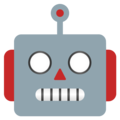 Robot on Google Android 12.0