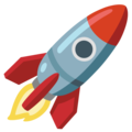Rocket on Google Android 12.0