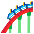 Roller Coaster on Google Android 12.0