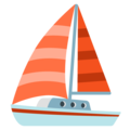 Sailboat on Google Android 12.0